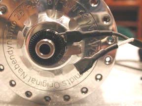 Schmidt/Lumotec wiring instructions