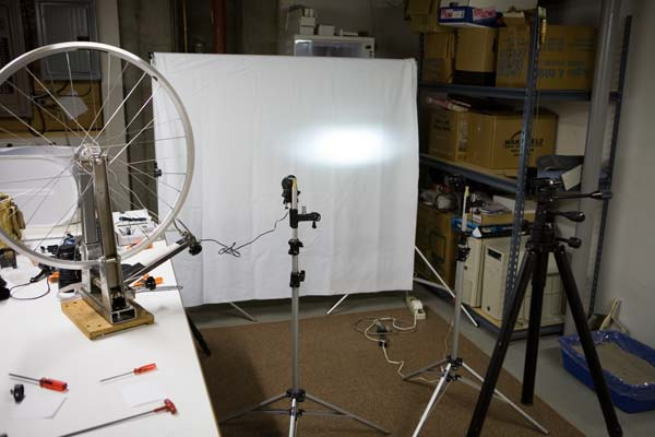 photography studio setup. This is my little photo studio