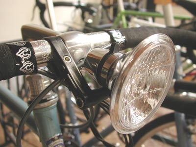 If You Use A Halogen Headlight Powered By A Hub Dynamo