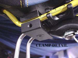sac de selle Caradice Support_clamp