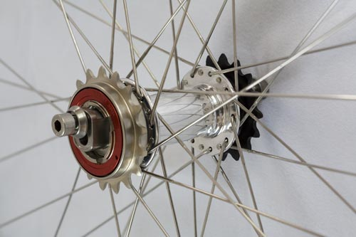 Cassettes, Freewheels & Cogs Phil Wood Fixed Gear Lock Ring In Short Supply
